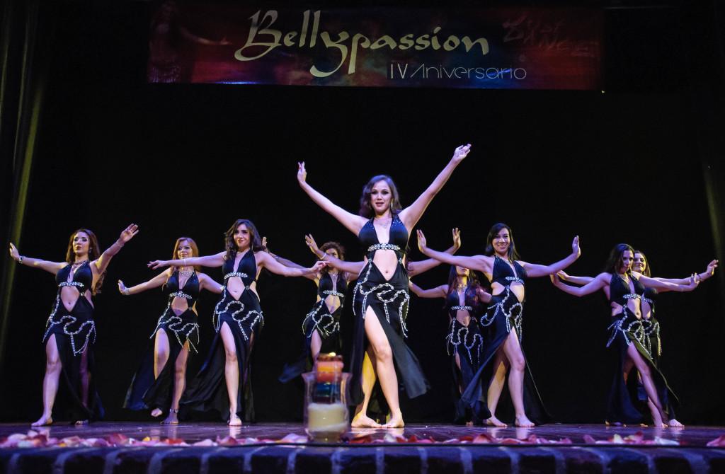 Danza árabe bogota