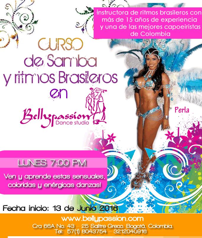 Samba 13 junio 2016 SUBIR